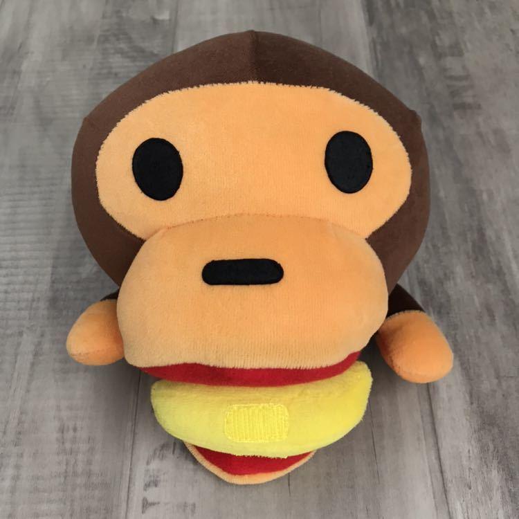マイロ パペット a bathing ape bape baby milo エイプ ベイプ アベイシングエイプ ぬいぐるみ ヌイグルミ banana バナナ