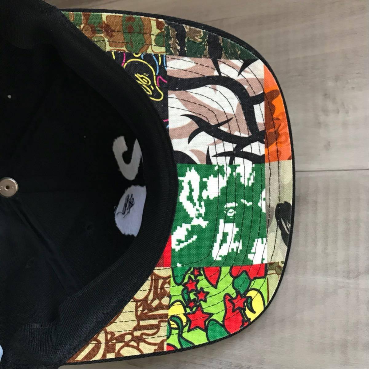 ★激レア★ NW20周年記念 キャップ a bathing ape BAPE 帽子 エイプ ベイプ アベイシングエイプ 迷彩 trucker hat cap 20th psyche camo
