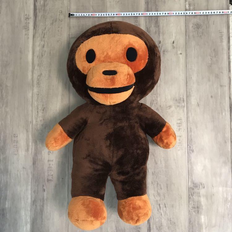 マイロ 特大 ぬいぐるみ サンリオ a bathing ape bape baby milo sanrio big doll エイプ ベイプ アベイシングエイプ ヌイグルミ グッズ