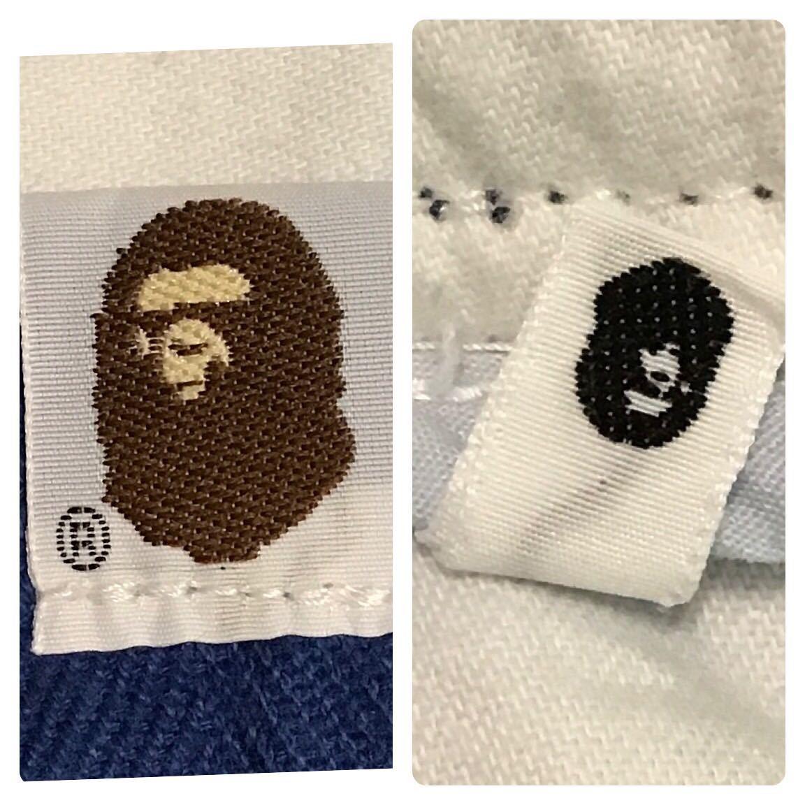 blue camo カーゴ ハーフパンツ Sサイズ a bathing ape BAPE shorts エイプ ベイプ アベイシングエイプ ブルーカモ 迷彩 995