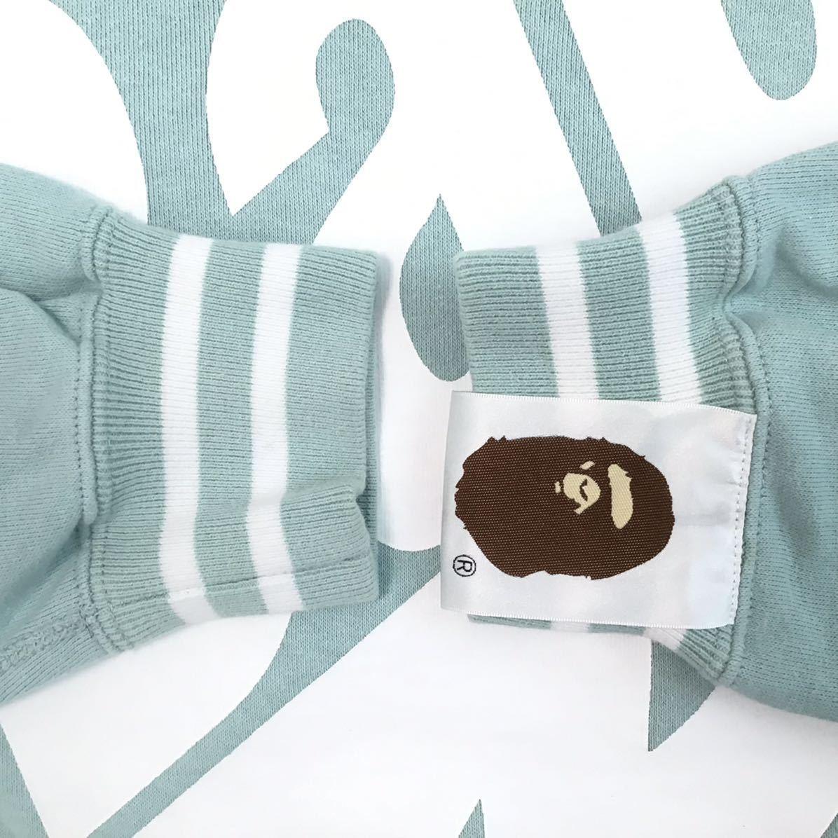BAPE STA logo プルオーバー パーカー Lサイズ a bathing ape BAPE pullover hoodie エイプ ベイプ アベイシングエイプ star 968
