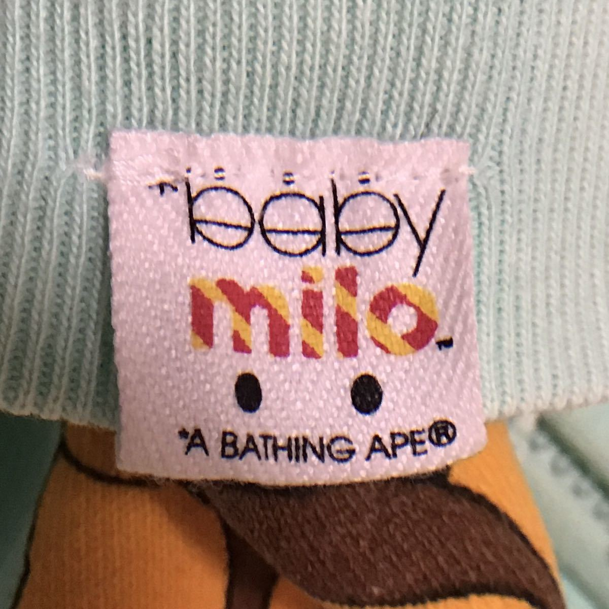 ★激レア★ kaws companion × milo パーカー tallサイズ a bathing ape bape hoodie カウズ エイプ ベイプ マイロ apee レディース mint