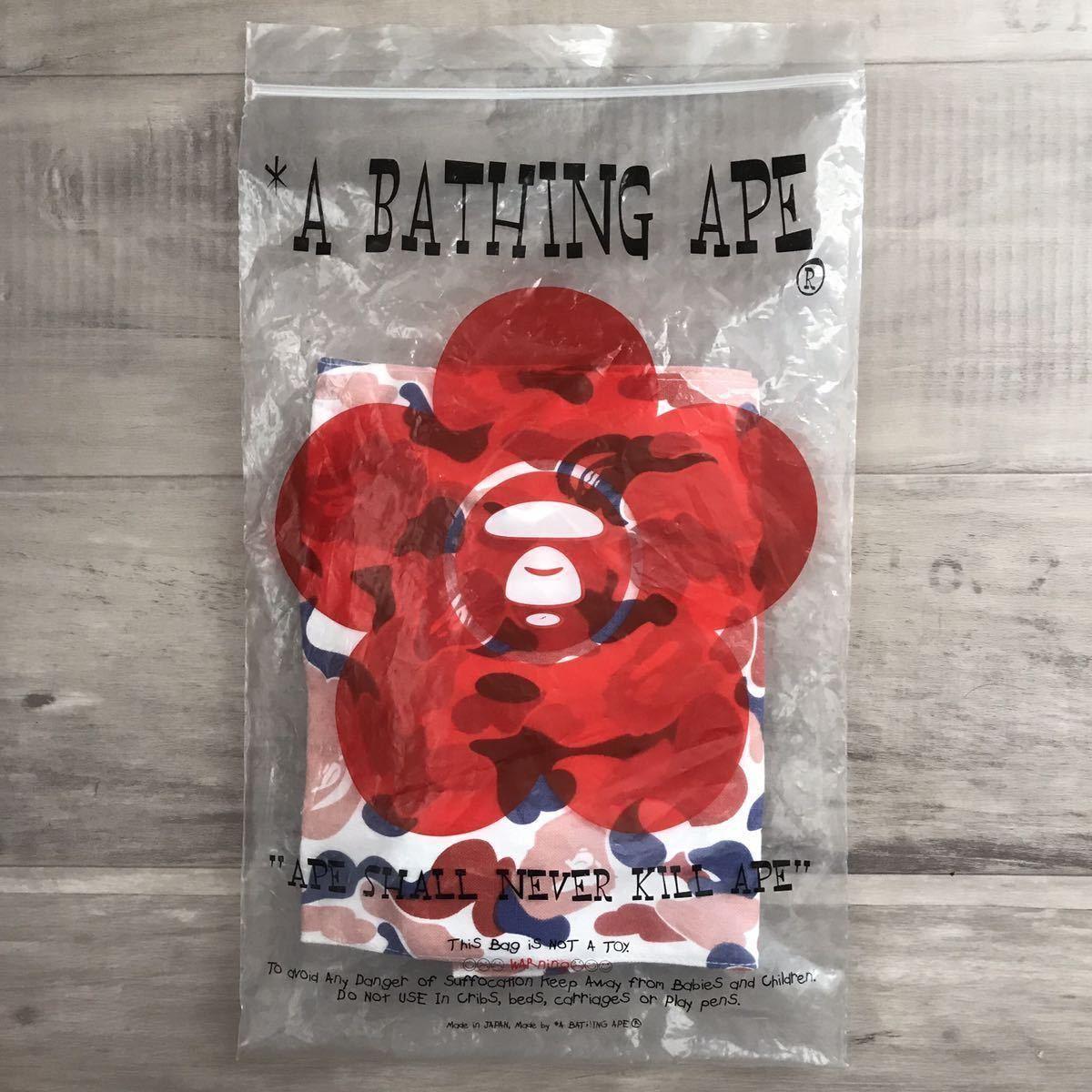 ★新品★ relax × BAPE シリアルナンバー入り トートバッグ BAPE camo a bathing ape tote bag エイプ ベイプ アベイシングエイプ 迷彩 00