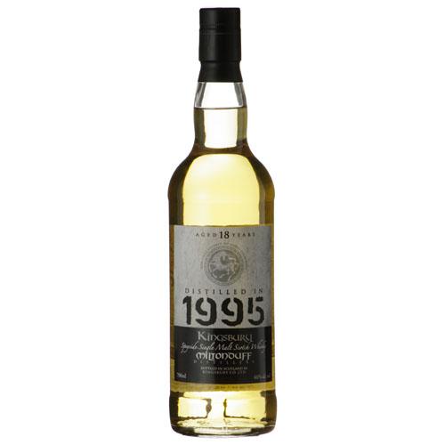 キングスバリー ミルトンダフ 1995(18年) リミデッドエディションズ:700ml [77909]* 終売(98-0)