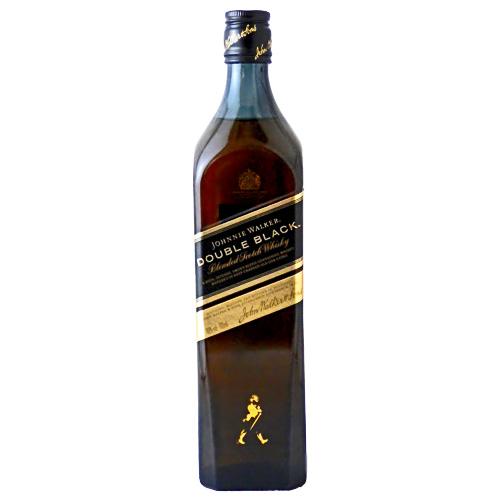 ジョニーウォーカー ダブルブラック:700ml [70517]](K)(35-3)
