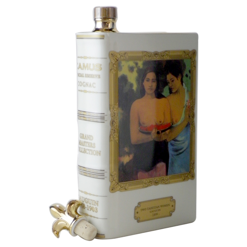 カミュ ブック ゴーギャン「タヒチの二人の女性とマンゴーの花」:700ml [72016]*(33-2)
