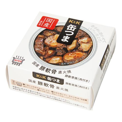 缶つま 国産豚3缶セット [ZZ035-B](L)* 取寄(92-0)