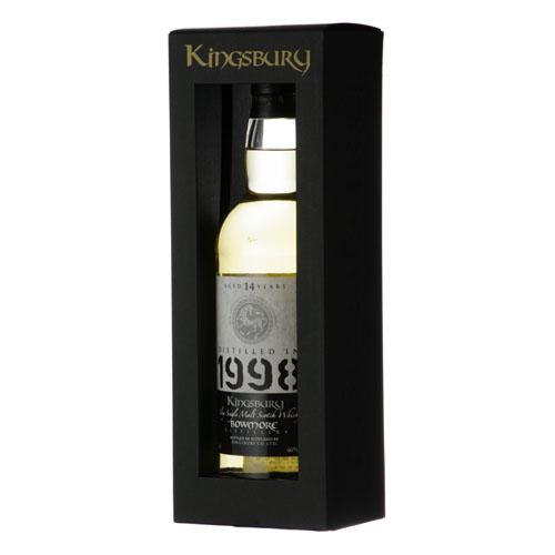 キングスバリー ボウモア 1998(14年) リミデッドエディションズ:700ml [77910] 終売(98-0)