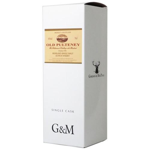 G&M オールドプルトニー 1998(12年)LMDW:700ml [79541] 終売(98-0)