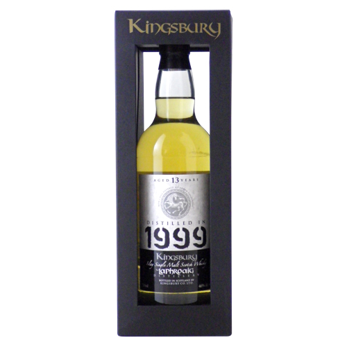 キングスバリー ラフロイグ 1999(13年):700ml [77907]* 終売(98-0)