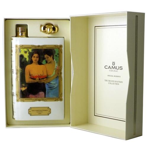 カミュ ブック ゴーギャン「タヒチの二人の女性とマンゴーの花」:700ml [72016]](K)(33-2)