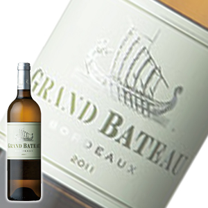 【高級化粧箱+ラッピング付】 グランバトー ボルドー ブラン バリエールフレール(白):750ml [33973_gift]] 品切(80-0) フランス