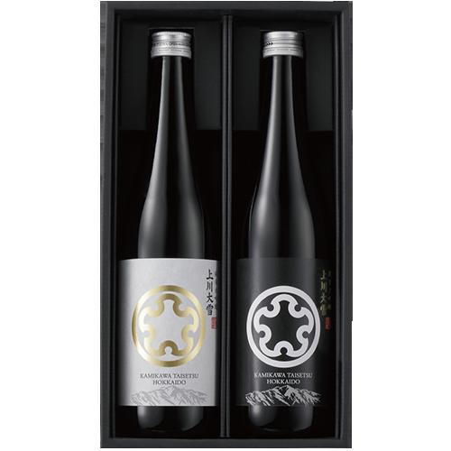 「上川大雪」純米大吟醸・純米大吟醸35% 720ml 2本セット