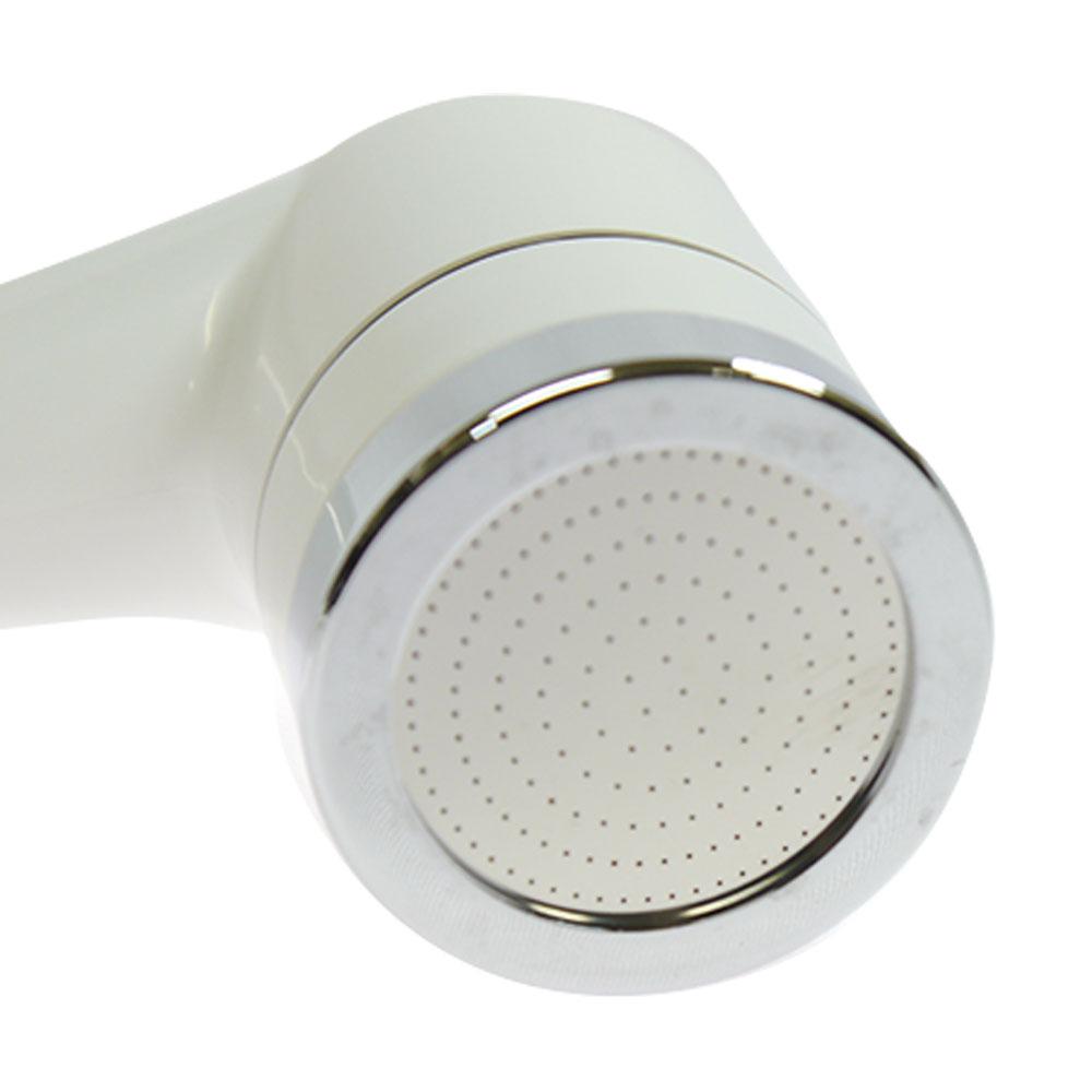 マイクロバブルシャワーヘッド うるおい肌・抜け毛・消臭・洗浄・節水・安心