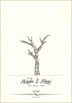 ウエディングツリー / 小鳥