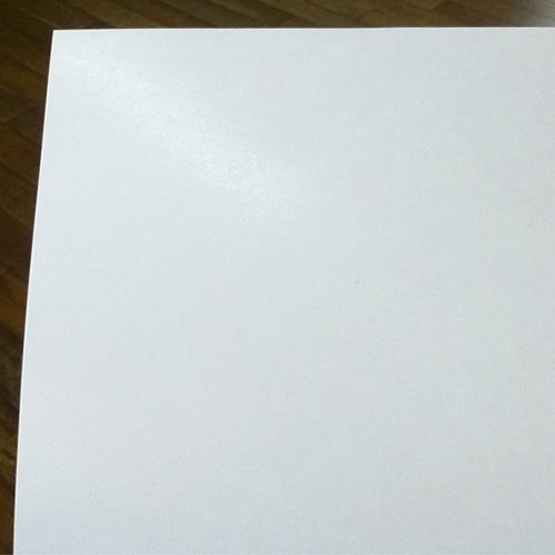 片艶クラフトペーパーホワイト(晒) / 108kg(0.13mm)