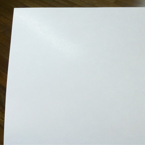 片艶クラフトペーパーホワイト(晒) / 129.5kg(0.16mm)