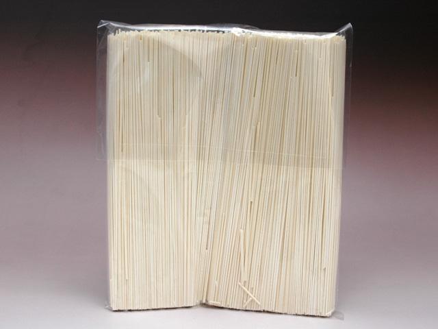 【送料無料】業務用手延素麺(そうめん)10kgバラまとめて2ケース(1kgx10x2)NO.323x2
