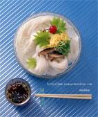 桃太郎素麺(そうめん)つゆ付き(250g×8袋)