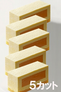 マンゴー×パッション ケーキ(1ホール)