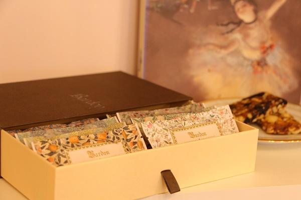 【特別なギフトに】 Kanae Bar贈答用[1箱8本]化粧箱