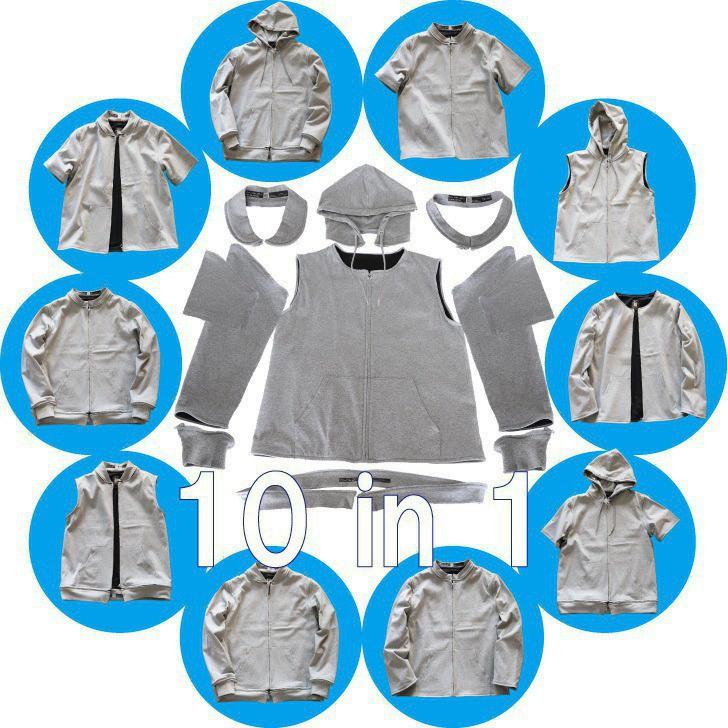 パーツで創る服-トップス-
