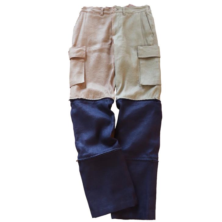 【パンツパーツ】裾パーツ