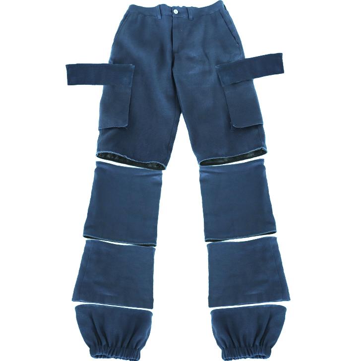 パーツで創る服-パンツ-