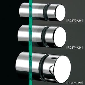 クローバーシリーズ ネジアタッチメント φ15×L20 [クローム/鏡面/ヘアライン]