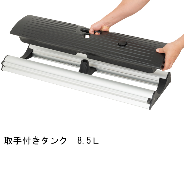 アウトドアダブルロールスクリーン 850+印刷セット(1枚/2枚)