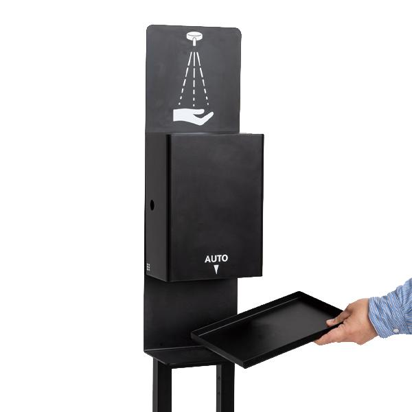 スマートディスペンサースタンド│センサー式自動消毒器