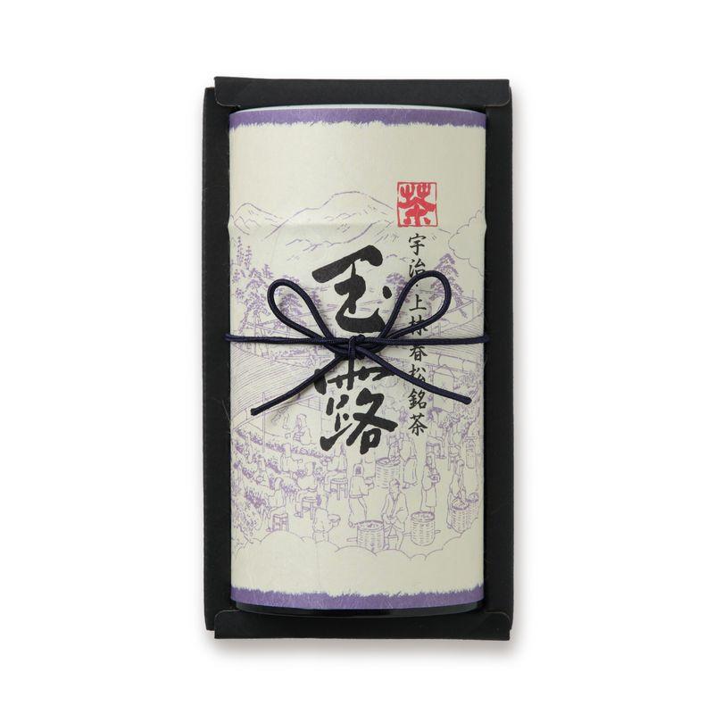 玉露 瑞茗 200g缶箱入り(H1-45)
