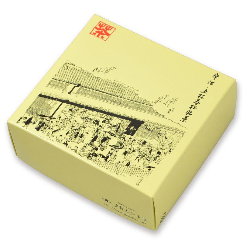 かぶせ茶 松の影・煎茶 九重 缶箱入り(H2-40)