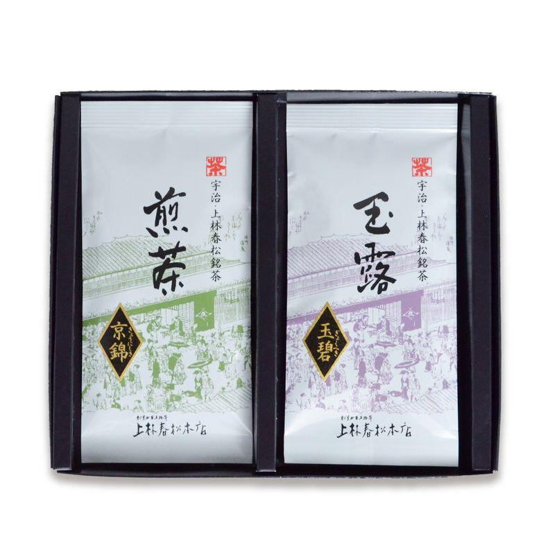 玉露 玉碧・煎茶 京錦 50g平袋箱入 (HF50-42)