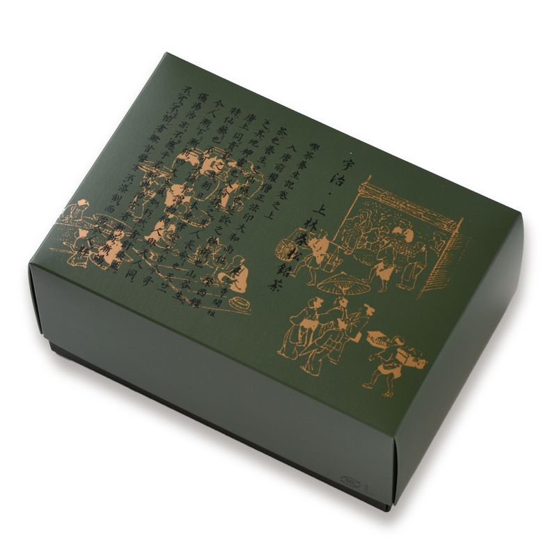 抹茶 聖り昔 40g缶・玉露 千早振 140g缶箱入 (MH-56)