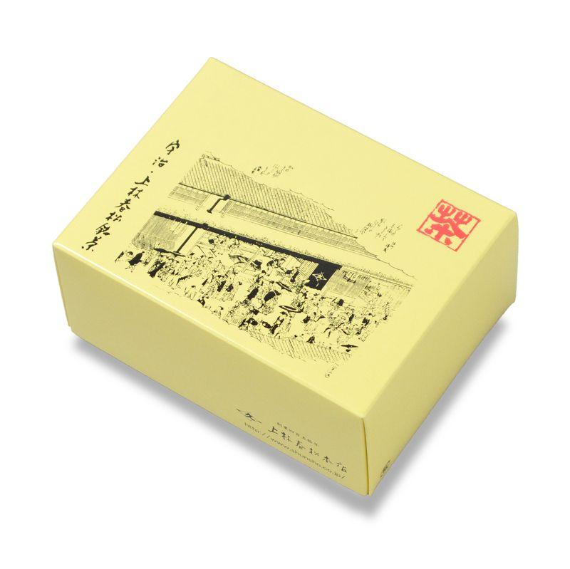 玉露 瑞雪・煎茶 九重 100g缶詰箱入 (CH-26)