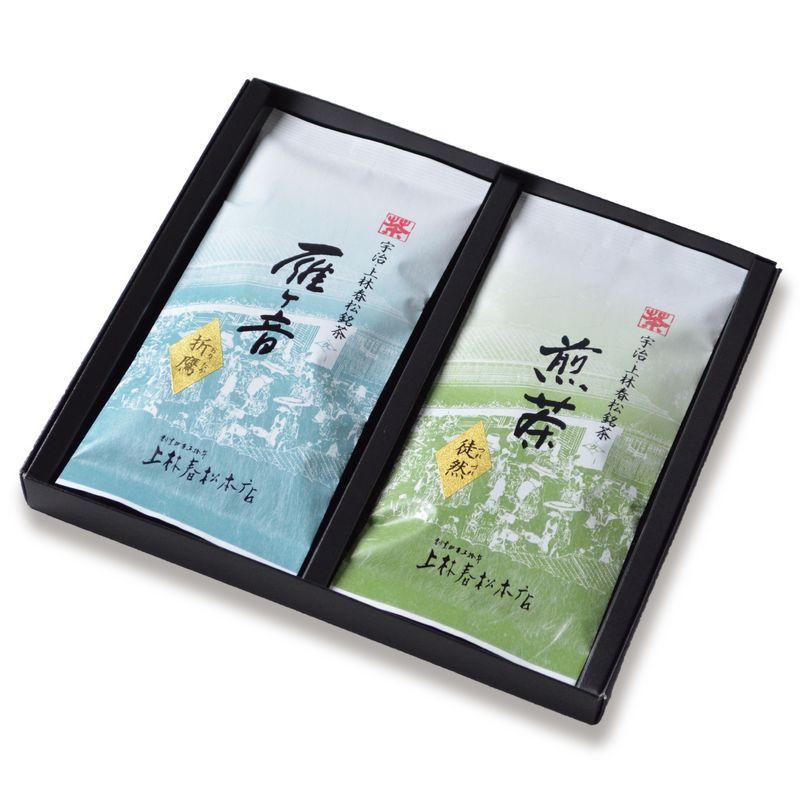 煎茶 徒然・雁ヶ音 折鷹 100g平袋箱入 (FK10-26)