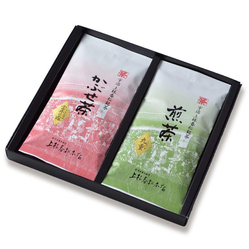 煎茶 九重・かぶせ茶 雲井の露 100g平袋箱入 (FS10-20)