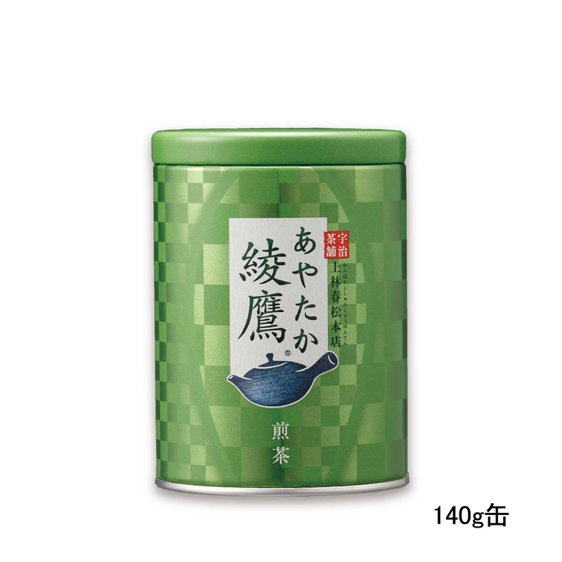 綾鷹 煎茶 140g×2缶箱入(AY-36)