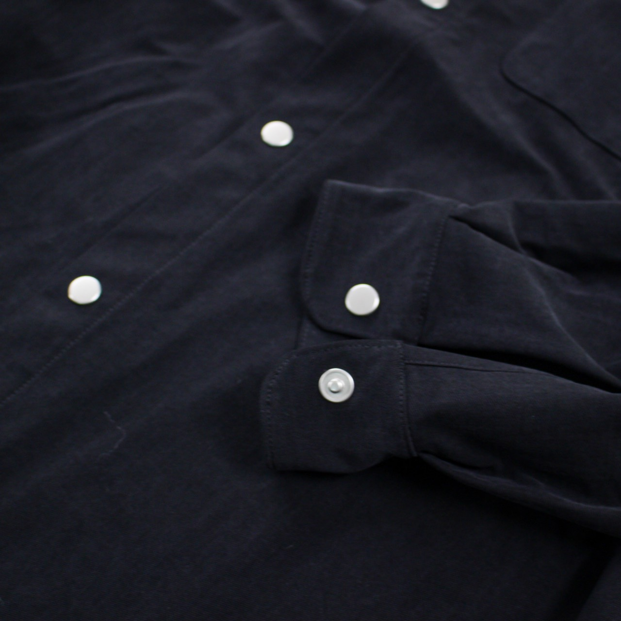 【sold out】Direction OCEANS Fibril Cupra Easy Shirt Blouson