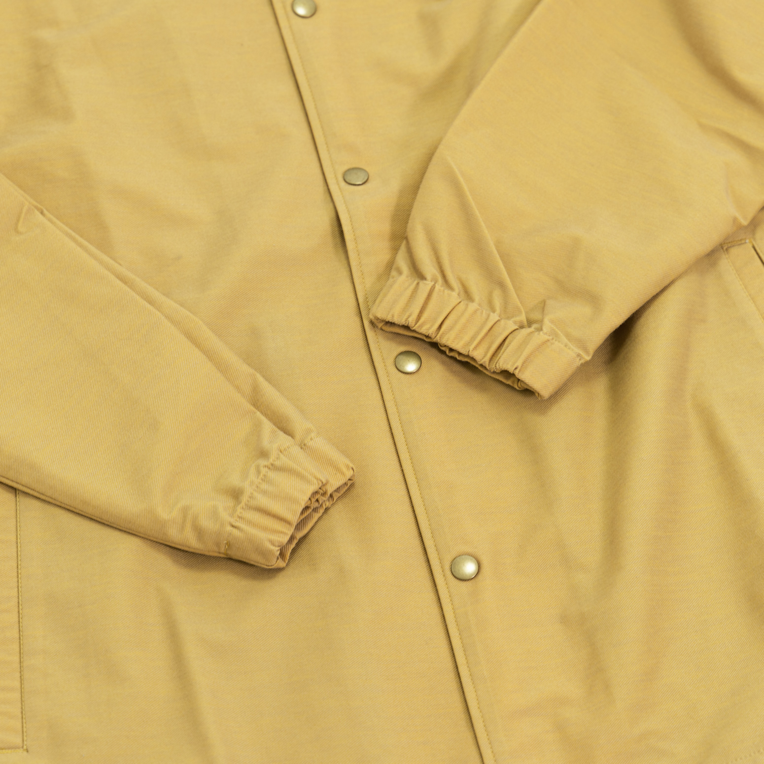 【sold out】Super High Gauge Solaro Twill Coach Jacket