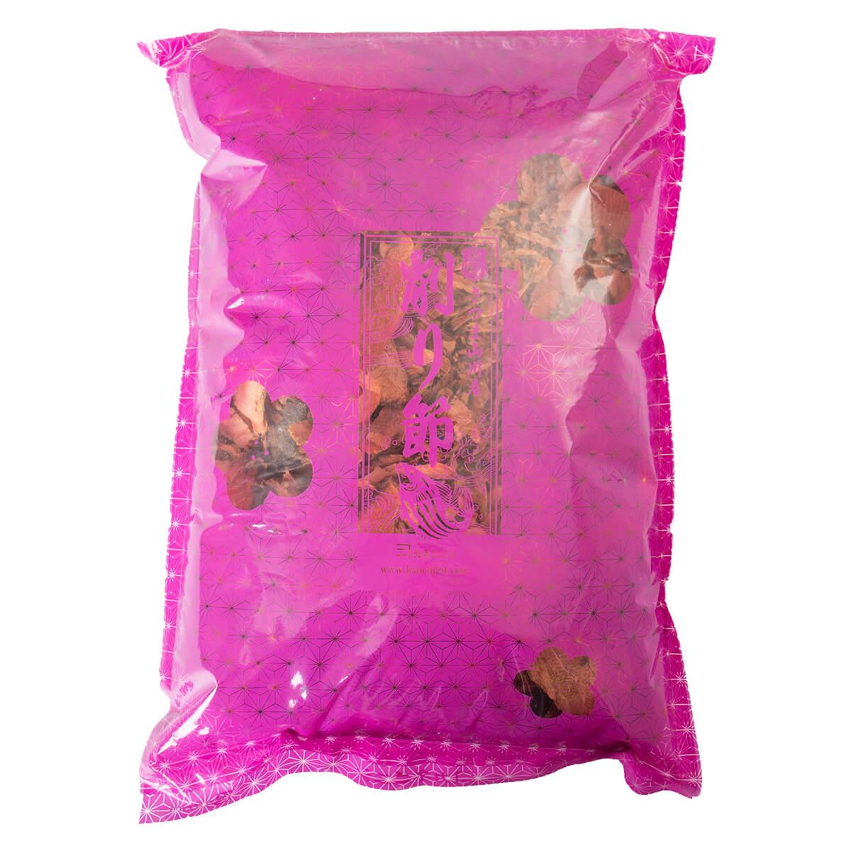限定100袋 厚削り 荒節 小花 1kg 1袋 / 業務用 鰹節 かつお節【送料無料】