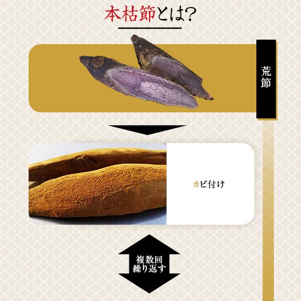 近海物 一本釣り 本枯花かつお 50g×10袋 / 鰹節 かつお節   【送料別】