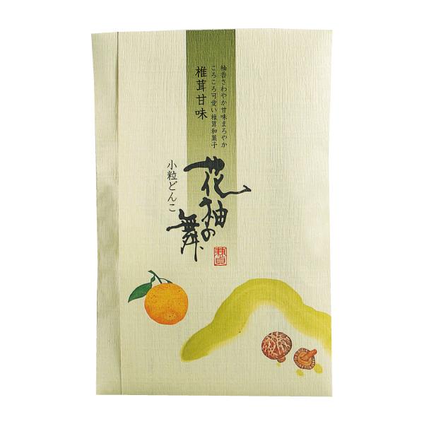 椎茸甘味 花柚の舞〈小粒どんこ〉110g
