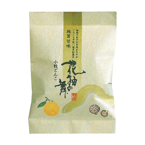 椎茸甘味 花柚の舞〈小粒どんこ〉75g