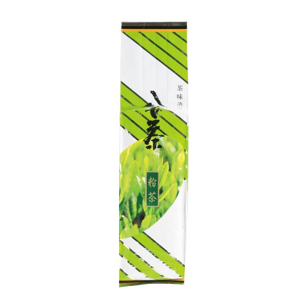 福岡県八女産 粉茶<八女茶/直営店大人気商品/香り豊かな緑茶/水出し茶>