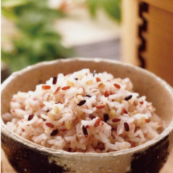 九州雑穀米〈特別栽培農産物〉【九州産 無農薬 無化学肥料栽培 8穀米】