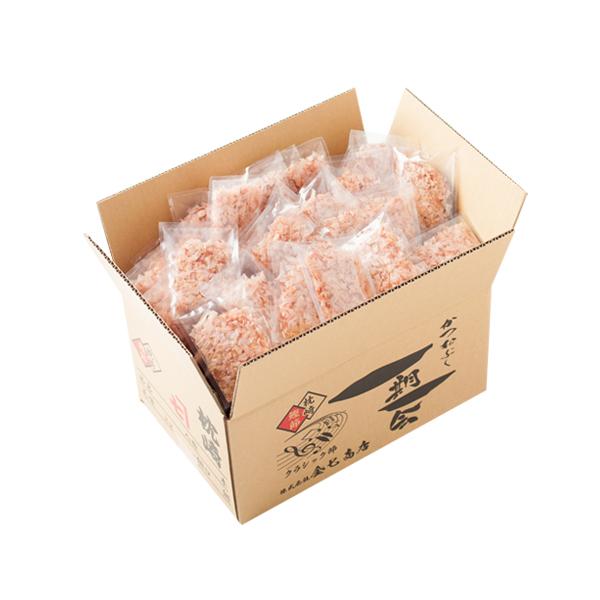 クラシック節/削り節100パック お徳用金七商店オリジナルダンボール箱入り(1パック:3g)