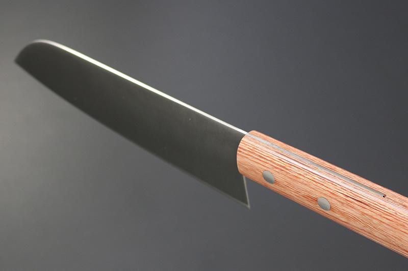 兼常作 モリブデン鋼DSR-1K6 赤合板丸柄 三徳165mm(KC-360)