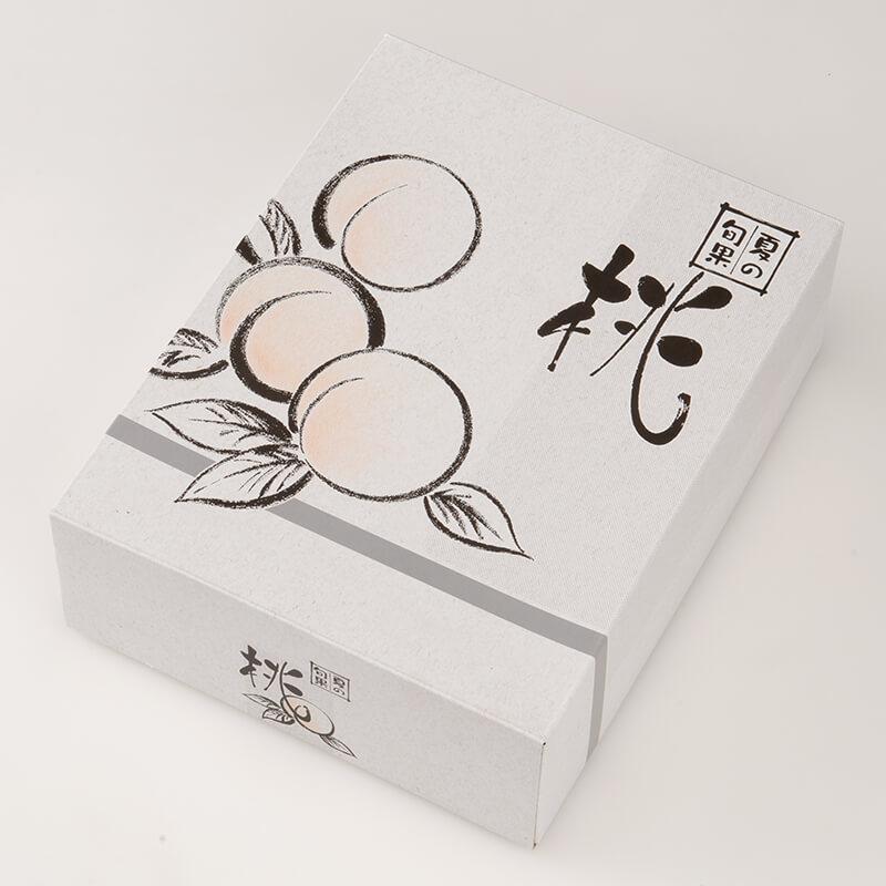 白桃(なつっこ・川中島白桃)(贈答用)3Kg 3L